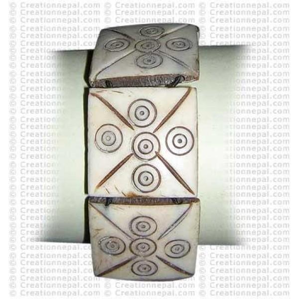Circles design bracelet 3