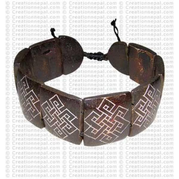 Endless-knot bracelet 2