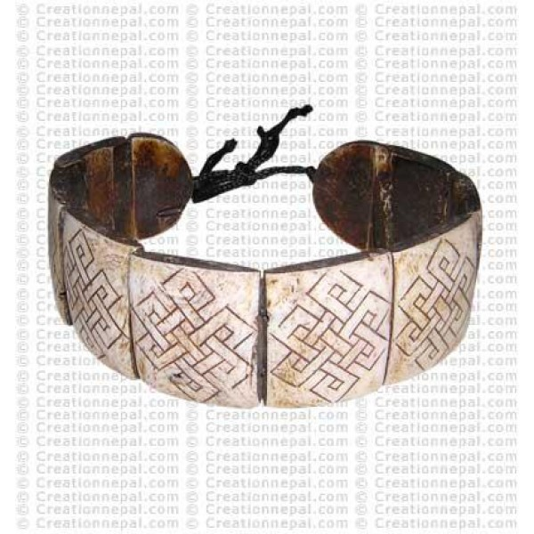 Endless-knot bracelet 3