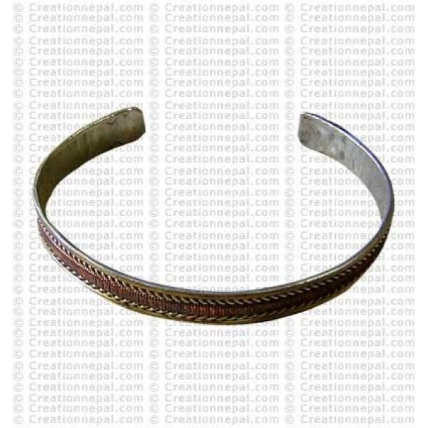 Brass-cupper bracelet3