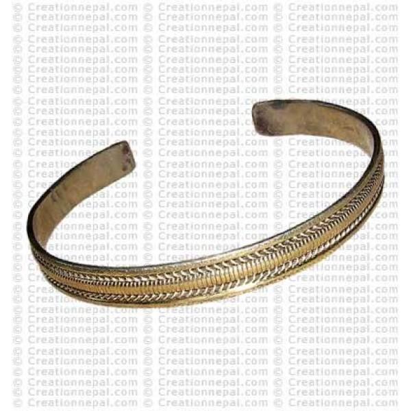 Brass-cupper bracelet4
