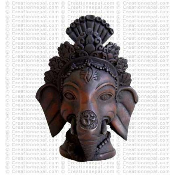 Table stand Ganesh head