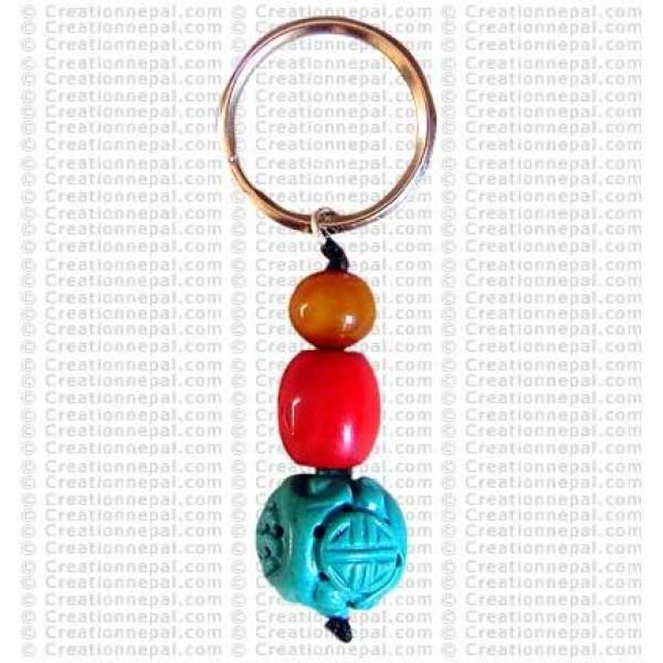 Tibetan key ring2