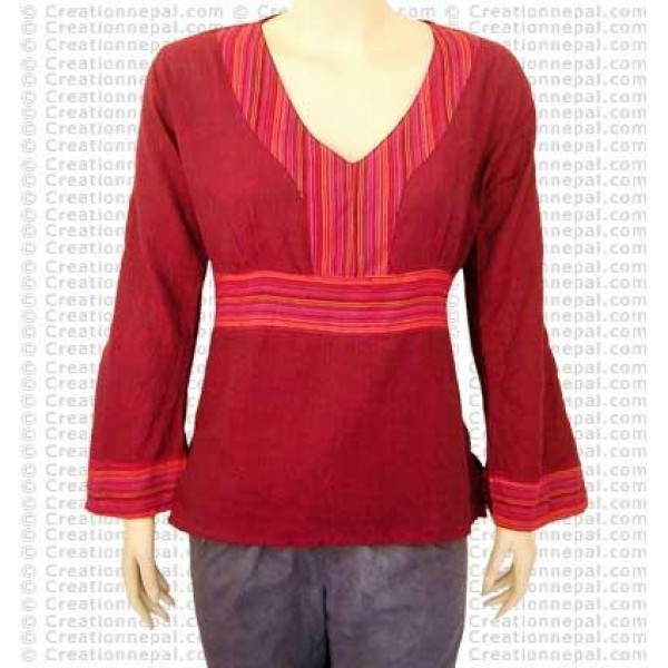 Cotton top-036