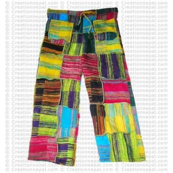 Light-weight soft trouser