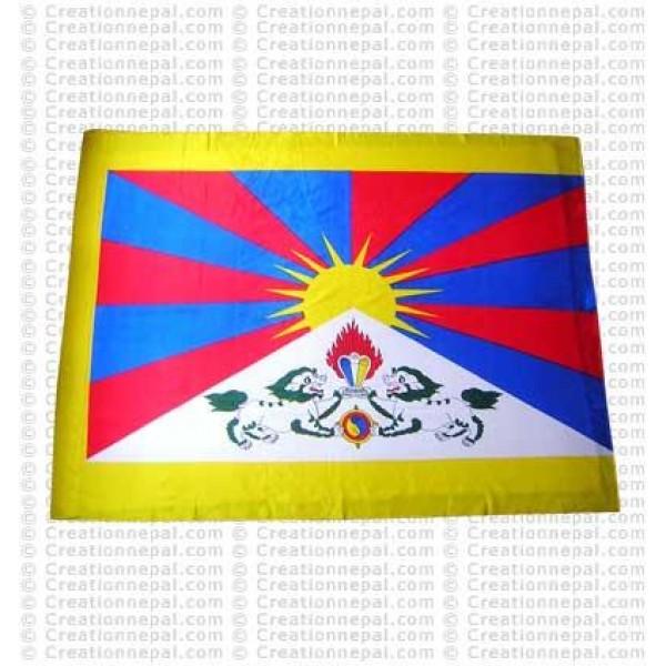 Tibet Flag XL