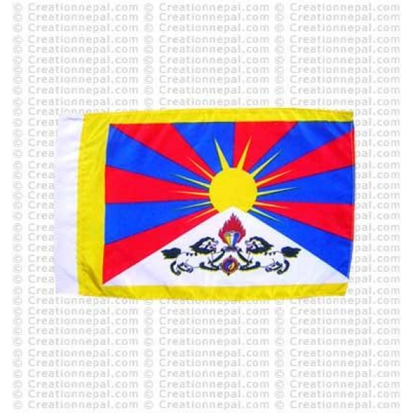 Tibet Flag S