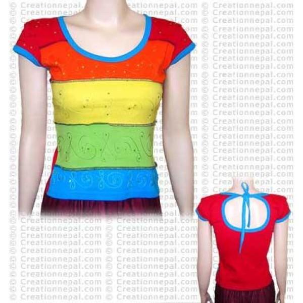 5-stripes t-shirt