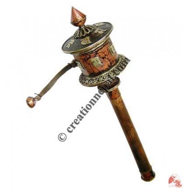 Mantra small prayer wheel