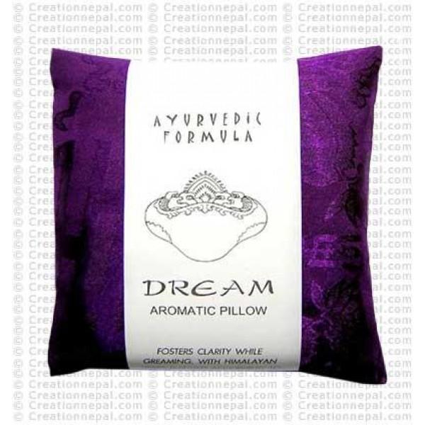 Aromatic dream pillow