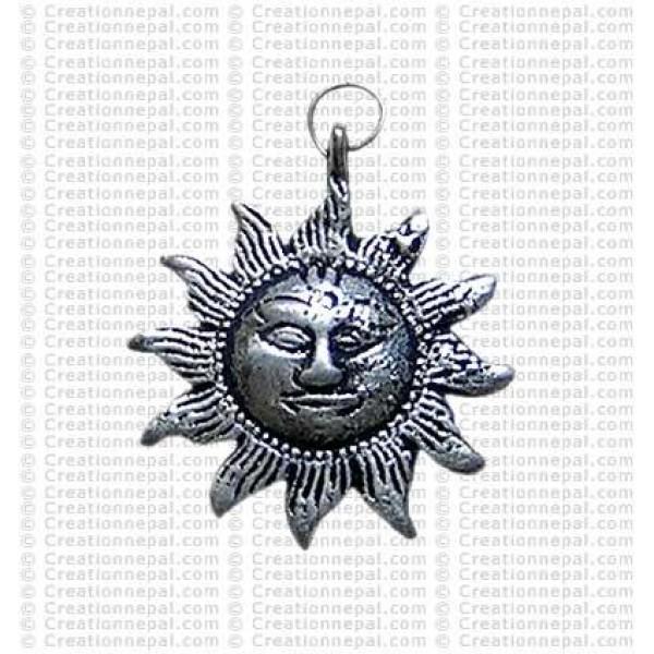 Sun pendant