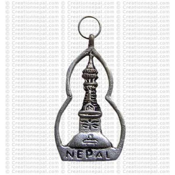 Stupa pendant