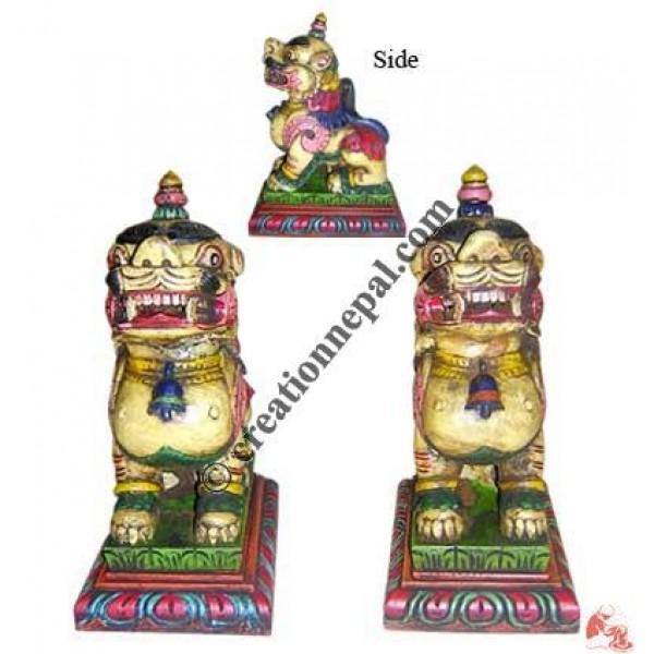 Gatekeeper Lion set (Set of 2)