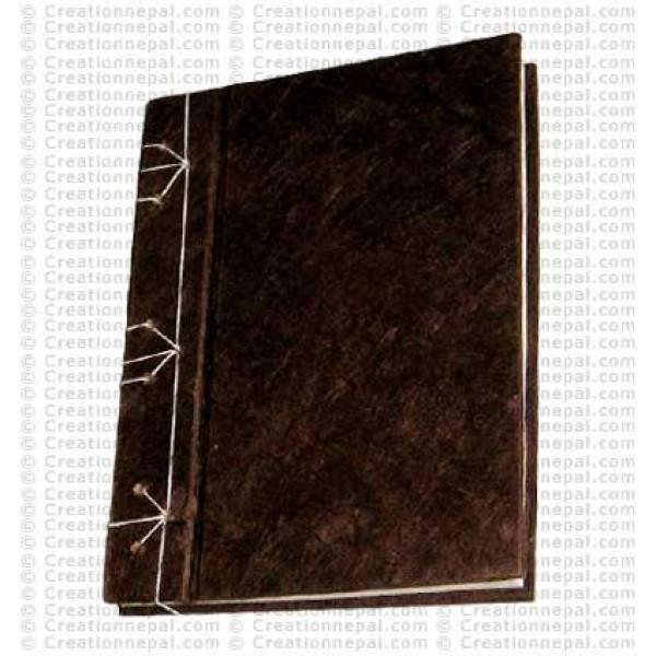 String binding small notebook01