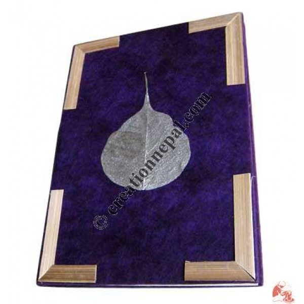 Silver Bodhi notebook
