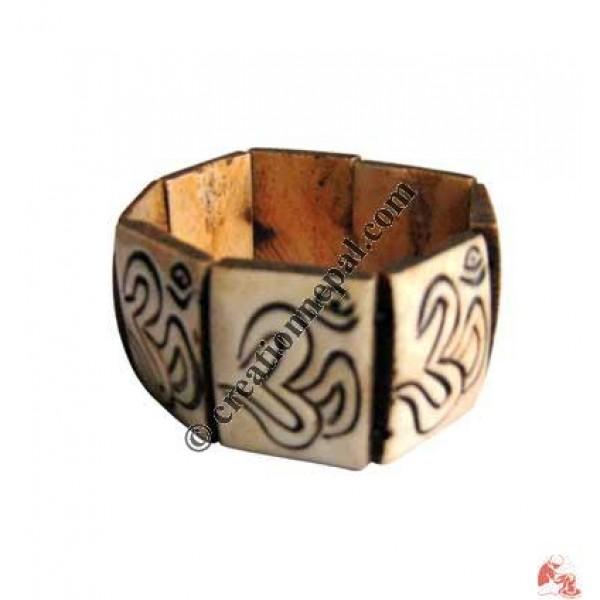 Sanskrit OM bracelet6