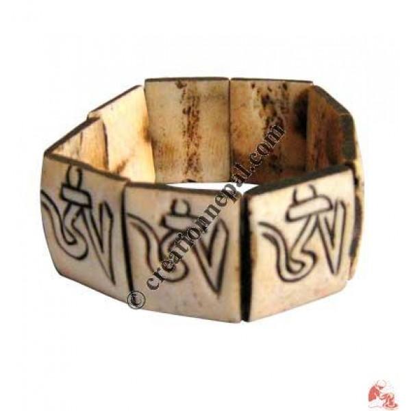 Tibetan OM bracelet6