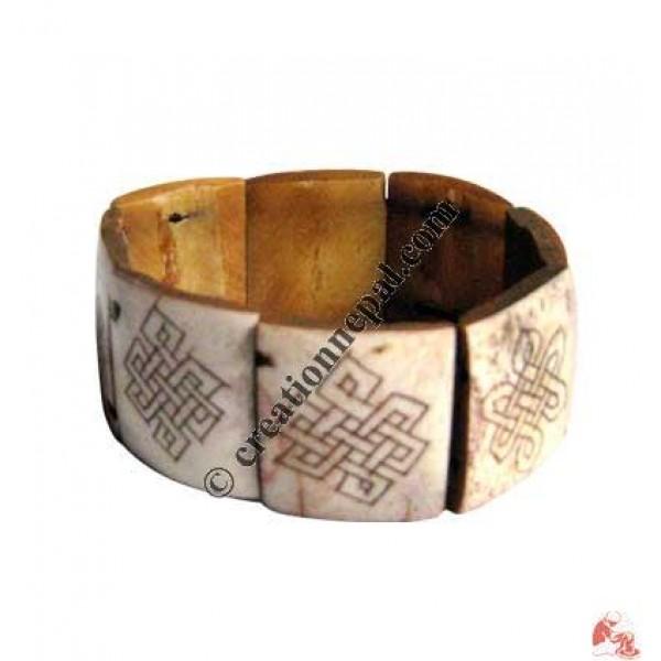 Endless knot bracelet6