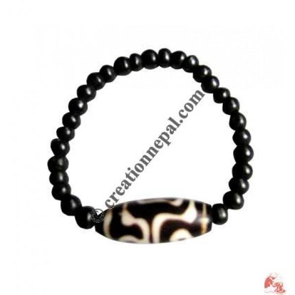 Dzi Elastic wristband2