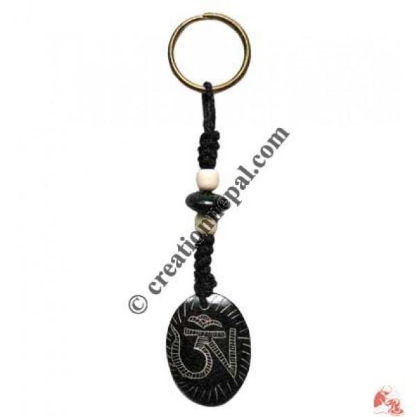 Tibetan OM key ring