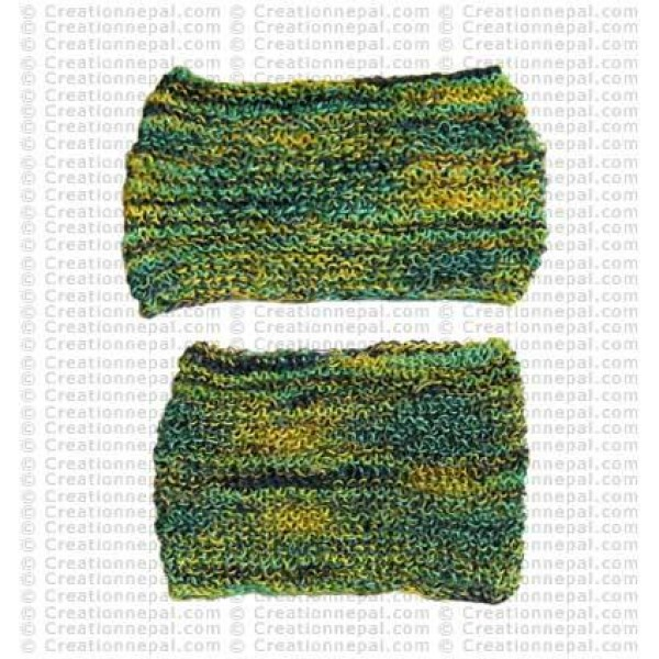 Hemp -cotton hairband