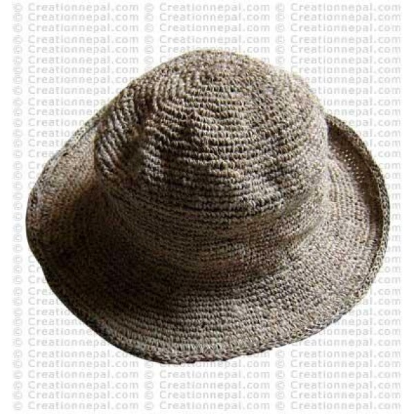 Hemp cowboy hat1