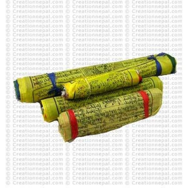 Small Prayer Flag (Packet of 5 rolls)