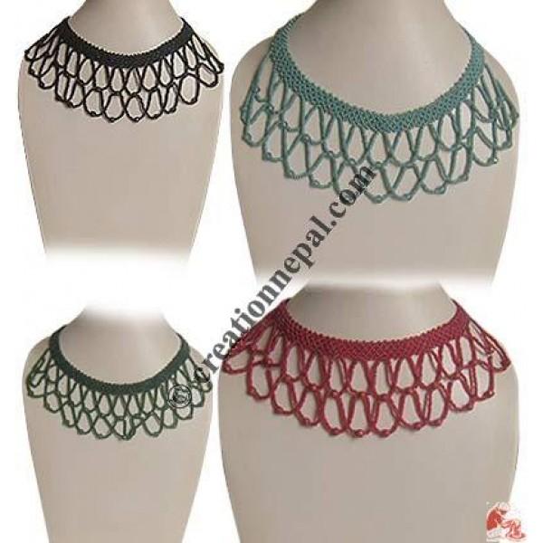 R R pote necklace