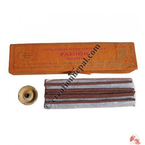 Passion incense (packet of 10)