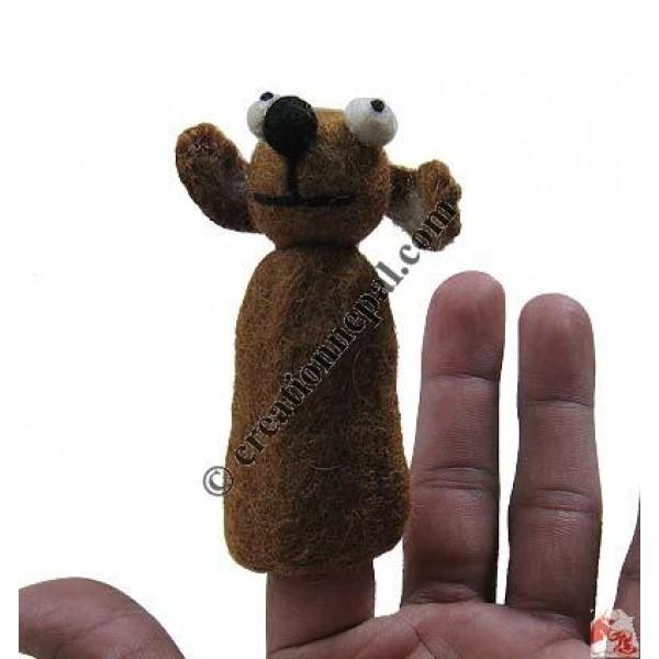 Finger press puppet5