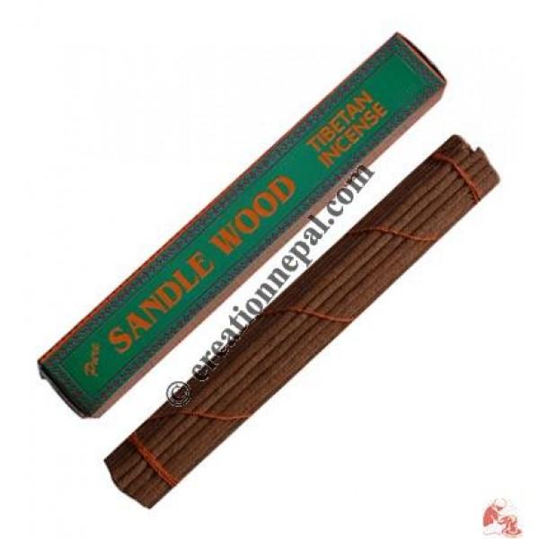 Sandal wood Tibetan incense