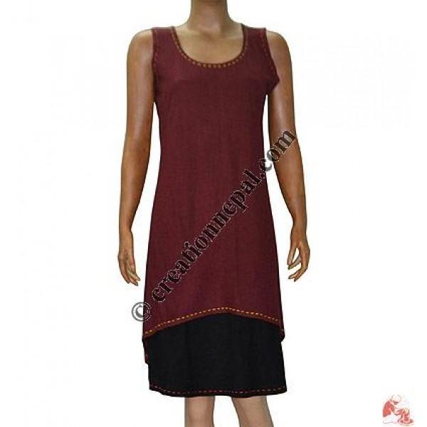 Sinkar 2-layer dress