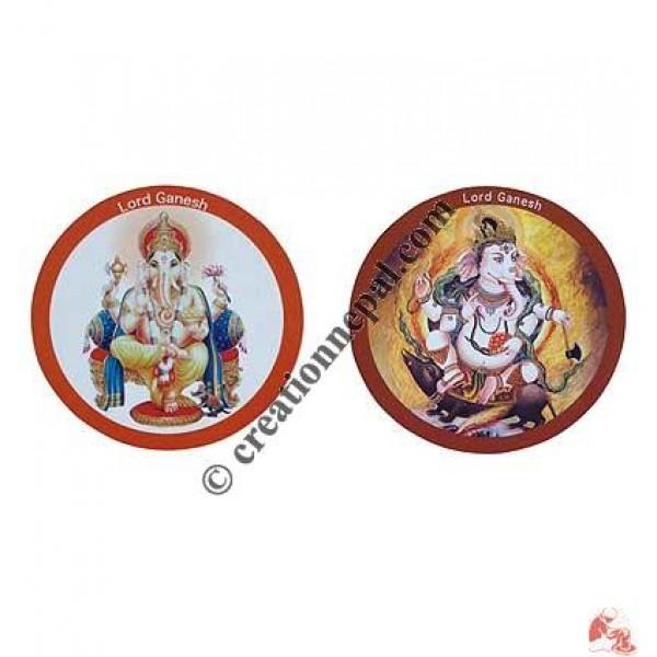 Lord Ganesh fridge magnet