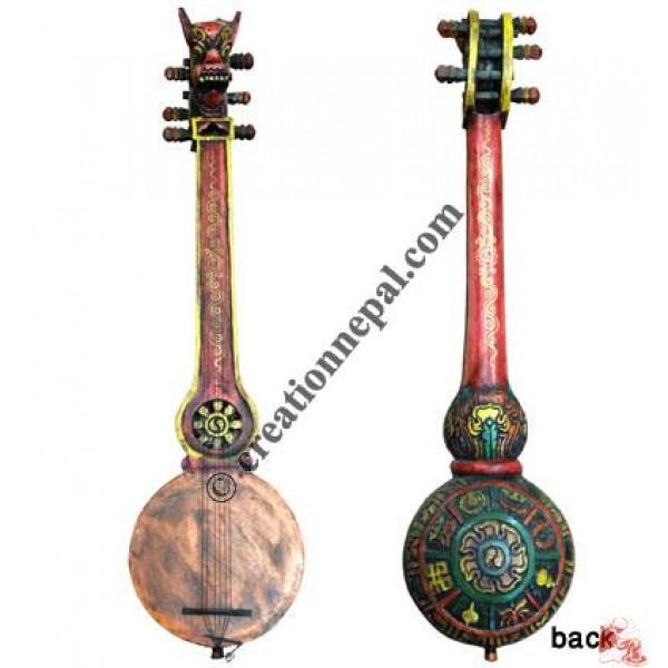 Creation Nepal Tungna The Tibetan Guitar Handicrafts