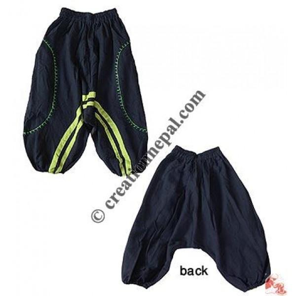 Fine cotton kids Afgani trouser