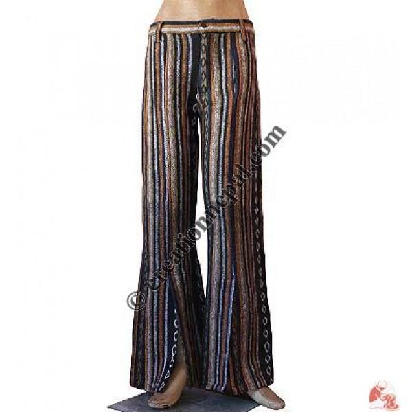 Brushed Gheri cotton pant