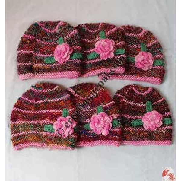 Recycled cotton hat2