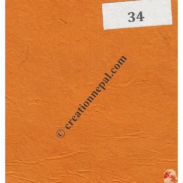 Nepali lokta paper sheet34