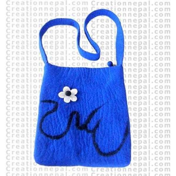 Felt bag art design 48