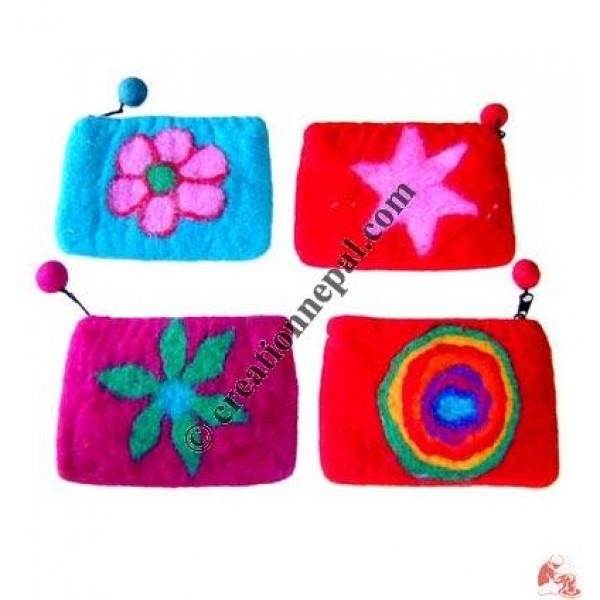 Felt coin purse 2