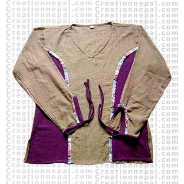 Cotton shirt 2