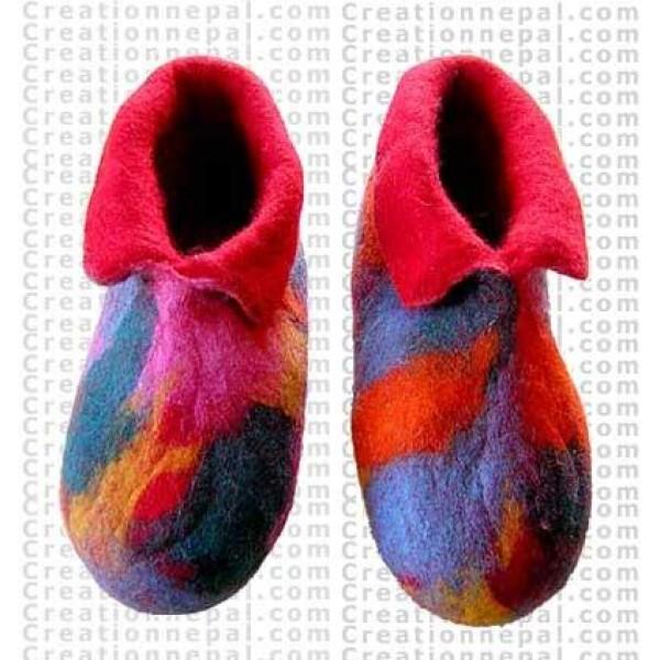Felt Shoes 2