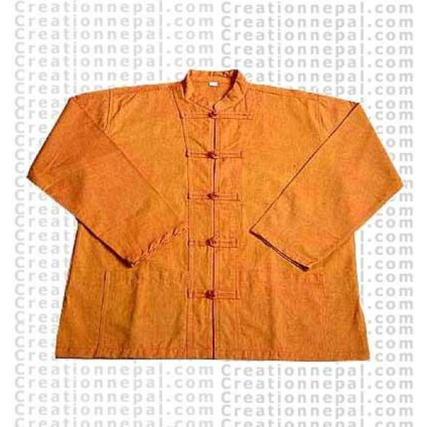 Shayama cotton shirt 1