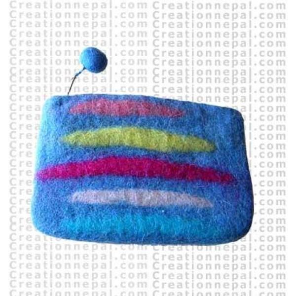 Felt coin purse 4