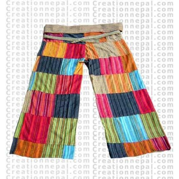 Cotton patch work Wrapper