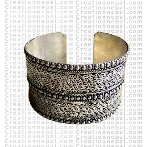 Double siko Bangle