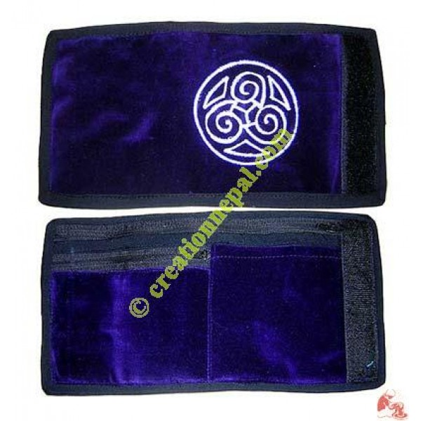 Velvet wallet 1