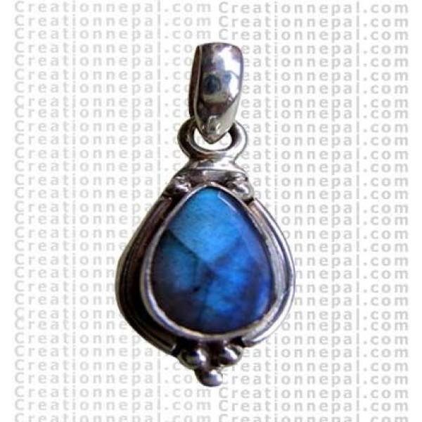 Drop shape pendant