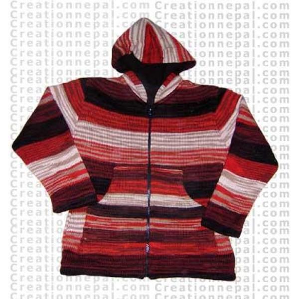 Woolen jacket 15