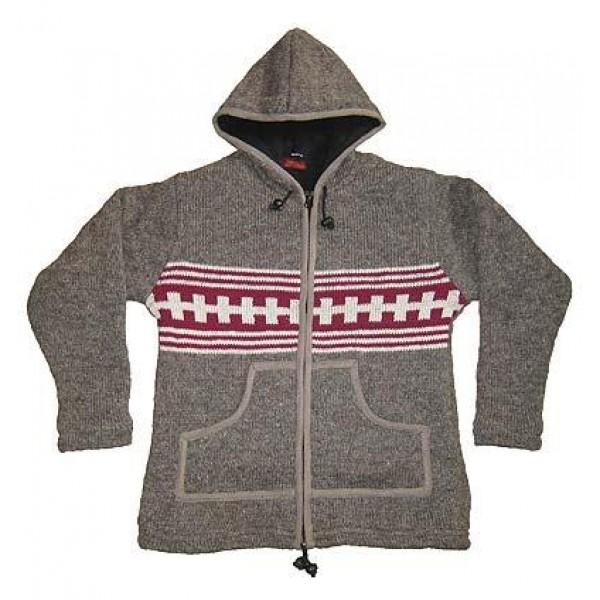 Woolen jacket 2